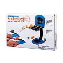 Westminster Inc. Desktop Challenge - Basketball Mini Shoot & Score Game