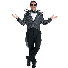 Jack Skellington Teen Costume