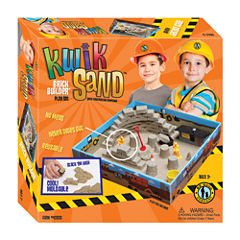 Be Good Company KwikSand Play Set - Brick Builder
