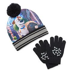 Pattern Cold Weather Set-Preschool Girls