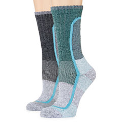 Columbia 2-pc. Boot Socks - Womens