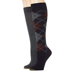 Gold Toe 2 Pair Knee High Socks - Womens