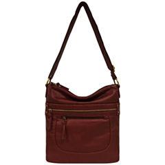 St. John's Bay Zip Crossbody Bag