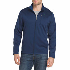 IZOD Advantage Performance Solid Fleece Jacket