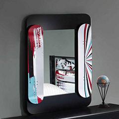 Kickflip Dresser Mirror