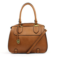 Tower By London Fog Kensington Satchel