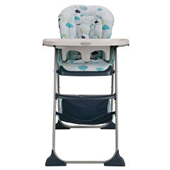 Graco® Slim Snacker High Chair - Stratus