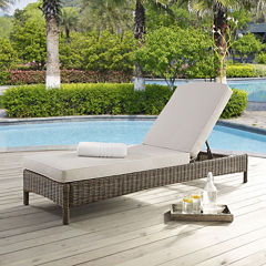 Bradenton Chaise Patio Lounge Chair With Cushions
