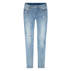 Levi's Skinny Fit Jean Toddler Girls