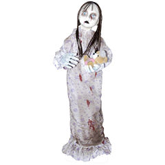 Buyseasons Animated Creepy Hanging Doll