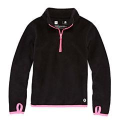 Xersion Quarter-Zip Pullover - Preschool Girls