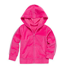 City Streets Hoodie-Toddler Girls
