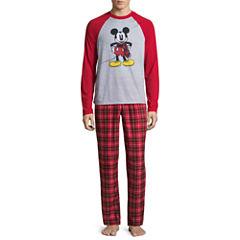 Disney Mickey Mouse Pajama Set- Men's