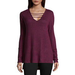 Arizona Soft Tunic T-Shirt- Juniors