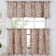 Serene Kitchen Curtains