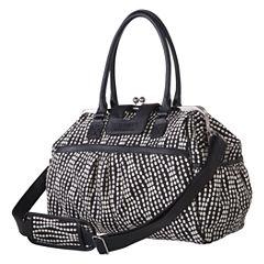 Waverly Tuxedo Diaper Bag