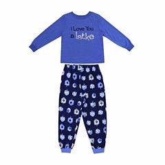 Famjams Hanukkah Family Pajama Set- Toddler Boys