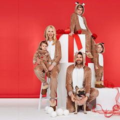 North Pole Trading Co. Reindeer Family Pajamas