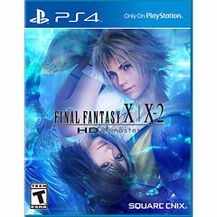 Final Fantasy X|X-2 Video Game-Playstation 4