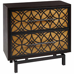Madison Park Kourtney 2 Drawer Chest