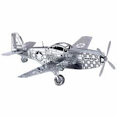 Fascinations Metal Earth 3D Laser Cut Model - P-51Mustang