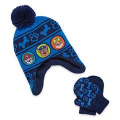 Paw Patrol Beanie & Glove Set - Boys Toddler