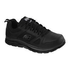 Skechers® Flex Advantage Electrical Safety Mens Work Shoes
