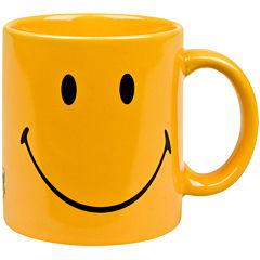 Konitz Smiley Face Set of 4 Mugs