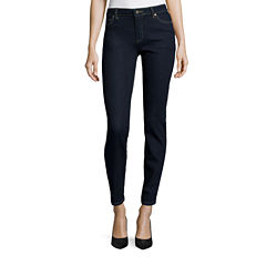 Liz Claiborne City Fit Skinny Jean