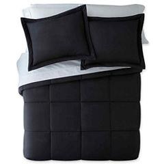 Stayclean Nanofibre Down-Alternative Comforter Set