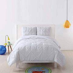 Laura Hart Kids Pleated Reversible Duvet Set