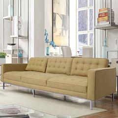 Chic Home Draper Linen Sofa