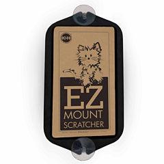 K & H Manufacturing EZ Mount Window Scratcher, Black, 5