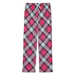Total Girl Jersey Pajama Pants-Big Kid Girls