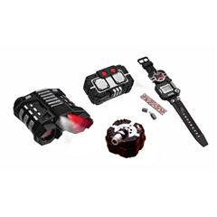 MukikiM - SpyX Recon Set with Night Nocs, Voice Scrambler, Recon Watch and Motion Alarm