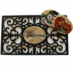 Interchangeable Rectangle Doormat - 18