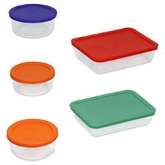 Pyrex® Simply 10-pc. Storage Set