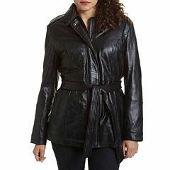 Excelled Belted Hipster Jacket