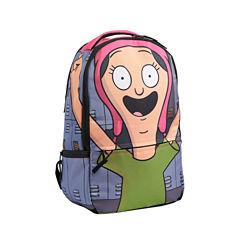 Bob'S Burgers Louise Belcher Cosplay Hood DC Comics Backpack