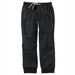 Carter's Woven Jogger Pants - Preschool Boys