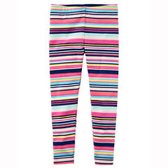 Carter's Stripe Knit Leggings - Baby Girls