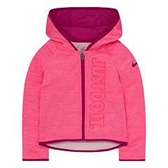 Nike Hoodie-Preschool Girls