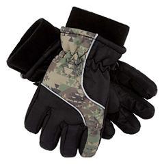 Minus Zero Boys Cold Weather Gloves - Preschool 4-7