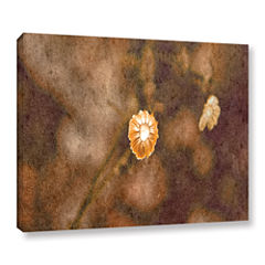 Brushstone Center Of Attention Gallery Wrapped Canvas Wall Art