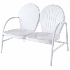 Crosley Griffith Metal Patio Lounge Chair