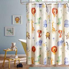 Mi Zone Jungle Josh  Shower Curtain
