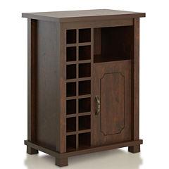 Curtist Wine Cabinet