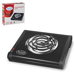 Alpine Cuisine Electric Burner
