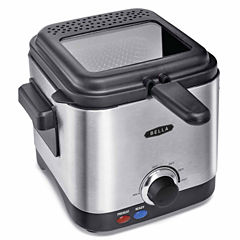 Bella™ 1.5L Stainless Steel Deep Fryer