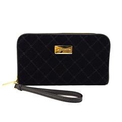 Liz Claiborne Erica Zip-Around Wallet